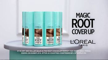 L'Oreal Paris Magic Root Cover Up TV Spot, 'Drama Queen' Featuring Morena Baccarin - Thumbnail 5