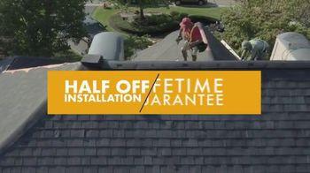 1-800-HANSONS TV Spot, 'Fireworks: Hail-Resistant Roofing'