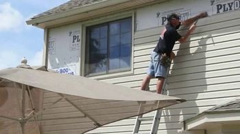 1-800-HANSONS TV Spot, 'Home Improvement: Siding'