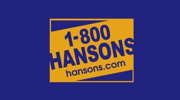1-800-HANSONS TV Spot, 'Home Improvement: Roofing' - Thumbnail 1