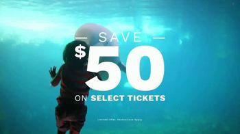 SeaWorld TV Spot, 'Eyes Grow Wide' - Thumbnail 8