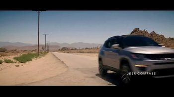 Jeep Summer of Jeep TV Spot, 'Compass: Diner' Featuring Jeremy Renner [T2]