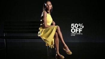 Macy's Black Friday in July TV Spot, 'Pillows, Suits, Shoes and Sandals' - Thumbnail 8