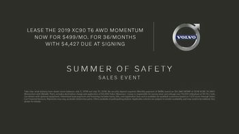 Volvo Summer of Safety Sales Event TV Spot, '2019 XC90: Aria' [T2] - Thumbnail 8