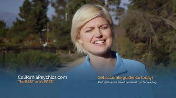 California Psychics TV Spot, 'Unexpected' - Thumbnail 1