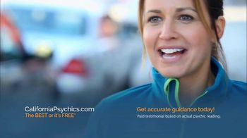 California Psychics TV Spot, 'Unexpected' - Thumbnail 4