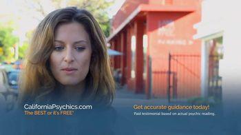 California Psychics TV Spot, 'Unexpected' - Thumbnail 7