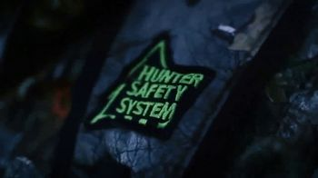 Hunter Safety System Reflective Lifeline TV Spot, 'Don't Worry Dad' - Thumbnail 4