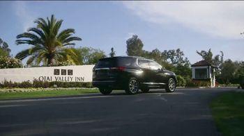 Chevrolet Traverse TV Spot, 'Escaped to Ojai' Featuring Erica Olsen [T2] - Thumbnail 1