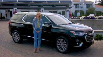 Chevrolet Traverse TV Spot, 'Escaped to Ojai' Featuring Erica Olsen [T2] - Thumbnail 2
