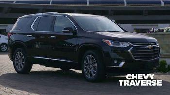 Chevrolet Traverse TV Spot, 'Escaped to Ojai' Featuring Erica Olsen [T2] - Thumbnail 3