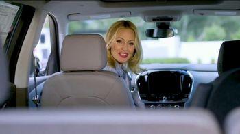 Chevrolet Traverse TV Spot, 'Escaped to Ojai' Featuring Erica Olsen [T2] - Thumbnail 4