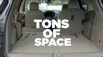 Chevrolet Traverse TV Spot, 'Escaped to Ojai' Featuring Erica Olsen [T2] - Thumbnail 5