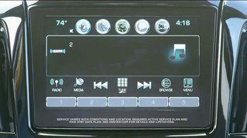 Chevrolet Traverse TV Spot, 'Escaped to Ojai' Featuring Erica Olsen [T2] - Thumbnail 6