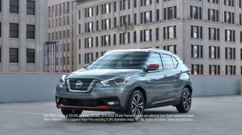 2019 Nissan Kicks TV Spot, 'Flex Your Tech' Song by Louis the Child, K.Flay [T1]