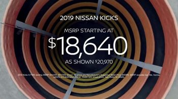 2019 Nissan Kicks TV Spot, 'Flex Your Tech' Song by Louis the Child, K.Flay [T1] - Thumbnail 8