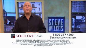 Sokolove Law TV Spot, 'Injured at Birth' Featuring Steve Wilkos - Thumbnail 1