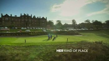 Visit Scotland TV Spot, \'Her Perfect Golf Trip\'