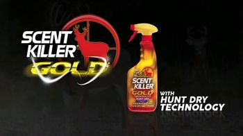 Wildlife Research Center Scent Killer Gold TV Spot, '20 Days' Featuring Tiffany Lakosky - 336 commercial airings
