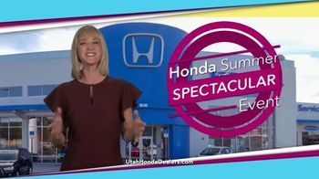 Honda Summer Spectacular Event TV Spot, 'Get Out and Find Adventure' [T2]