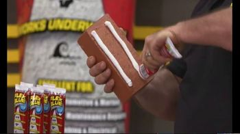Flex Glue Clear TV Spot, 'Rubberized Glue:Tractor' - Thumbnail 2
