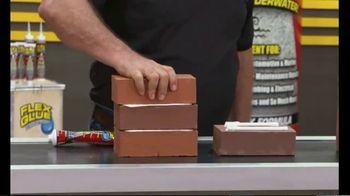 Flex Glue Clear TV Spot, 'Rubberized Glue:Tractor'