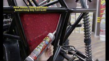 Flex Glue Clear TV Spot, 'Rubberized Glue:Tractor' - Thumbnail 6