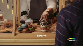 Centrum MultiGummmies TV Spot, 'Breakfast to Go? Your Body Cells Could Grab a Bite Too.' - Thumbnail 2