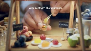 Centrum MultiGummmies TV Spot, 'Breakfast to Go? Your Body Cells Could Grab a Bite Too.' - Thumbnail 7