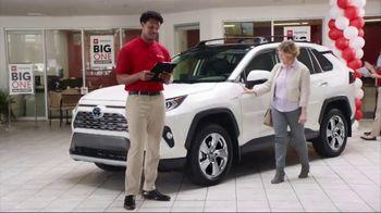Toyota Big One Sales Event TV Spot, 'Easy: Bigfoot' [T1] - Thumbnail 1