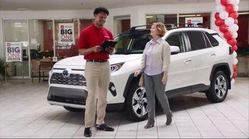 Toyota Big One Sales Event TV Spot, 'Easy: Bigfoot' [T1] - Thumbnail 2