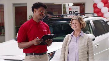 Toyota Big One Sales Event TV Spot, 'Easy: Bigfoot' [T1] - Thumbnail 3