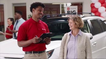Toyota Big One Sales Event TV Spot, 'Easy: Bigfoot' [T2]