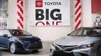 Toyota Big One Sales Event TV Spot, 'Easy: Bigfoot' [T1] - Thumbnail 5