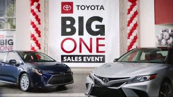 Toyota Big One Sales Event TV Spot, 'Easy: Bigfoot' [T1] - Thumbnail 6