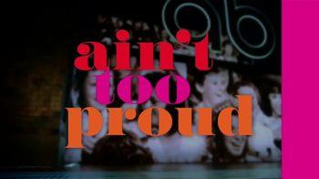 Ain't Too Proud Musical TV Spot, 'Award Winning' - Thumbnail 2