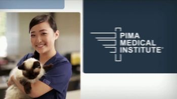 Pima Medical Institute TV Spot, 'Veterinary Assistant Program' - Thumbnail 10