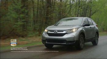 2019 Honda CR-V TV Spot, 'Life Is Better: Twin Cities' [T2] - Thumbnail 5