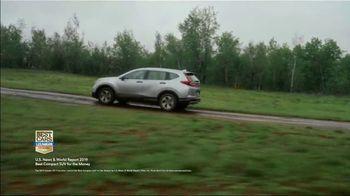 2019 Honda CR-V TV Spot, 'Life Is Better: Twin Cities' [T2] - Thumbnail 7