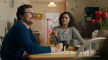 Credit Karma TV Spot, 'Bigger House' - 10432 commercial airings