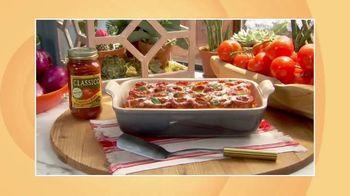 Classico TV Spot, 'Food Network: Food Kitchen Lasagna Rollups' - Thumbnail 9