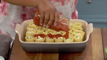 Classico TV Spot, 'Food Network: Food Kitchen Lasagna Rollups'