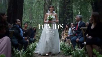 David\'s Bridal Win Your Wedding Sweepstakes TV Spot, \'Find the Dress of Your Dreams\'