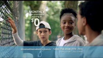 Allina Health Aetna Medicare TV Spot, 'Hoops'