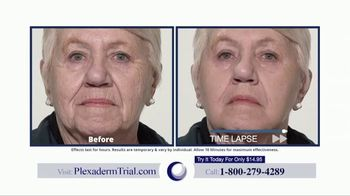 Plexaderm Skincare TV Spot, 'Ten Minute Challenge: $14.95 Trial' - Thumbnail 5