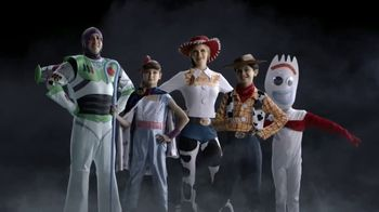 Party City TV Spot, 'Disney Channel: Toy Story, Frozen and Star Wars Costumes' - Thumbnail 2
