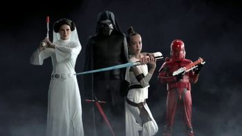 Party City TV Spot, 'Toy Story, Frozen and Star Wars Costumes' - Thumbnail 5