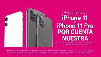 T-Mobile TV Spot, 'Señal: actualízate al nuevo iPhone 11 por cuenta nuestra' canción de Aerosmith [Spanish] - Thumbnail 8