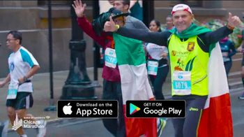 Bank of America Chicago Marathon TV Spot, 'Marathon Moments: Mobile App' - Thumbnail 9