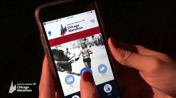 Bank of America Chicago Marathon TV Spot, 'Marathon Moments: Mobile App'